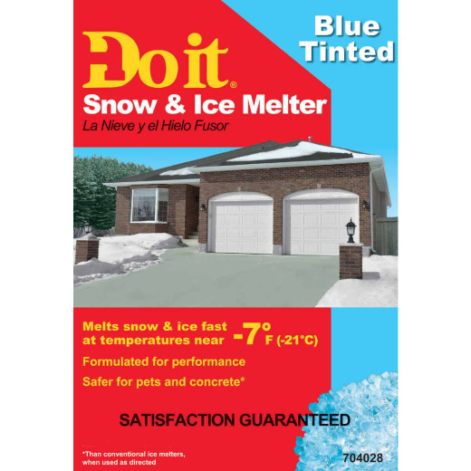 Do it 20 Lb. Blue Ice Melt Pellets