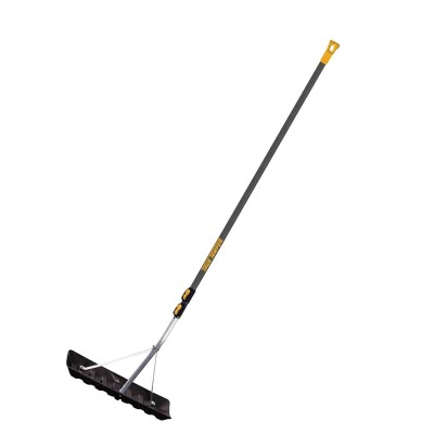True Temper 17 Ft. Aluminum Telescoping Snow Roof Rake