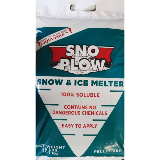 Sno Plow 25 Lb. Ice Melt Pellets