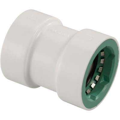 Orbit 1 In. PVC-Lock Coupling