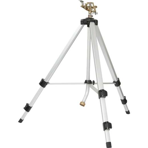 Melnor Metal 85 Ft. Dia. Tripod Impulse Sprinkler