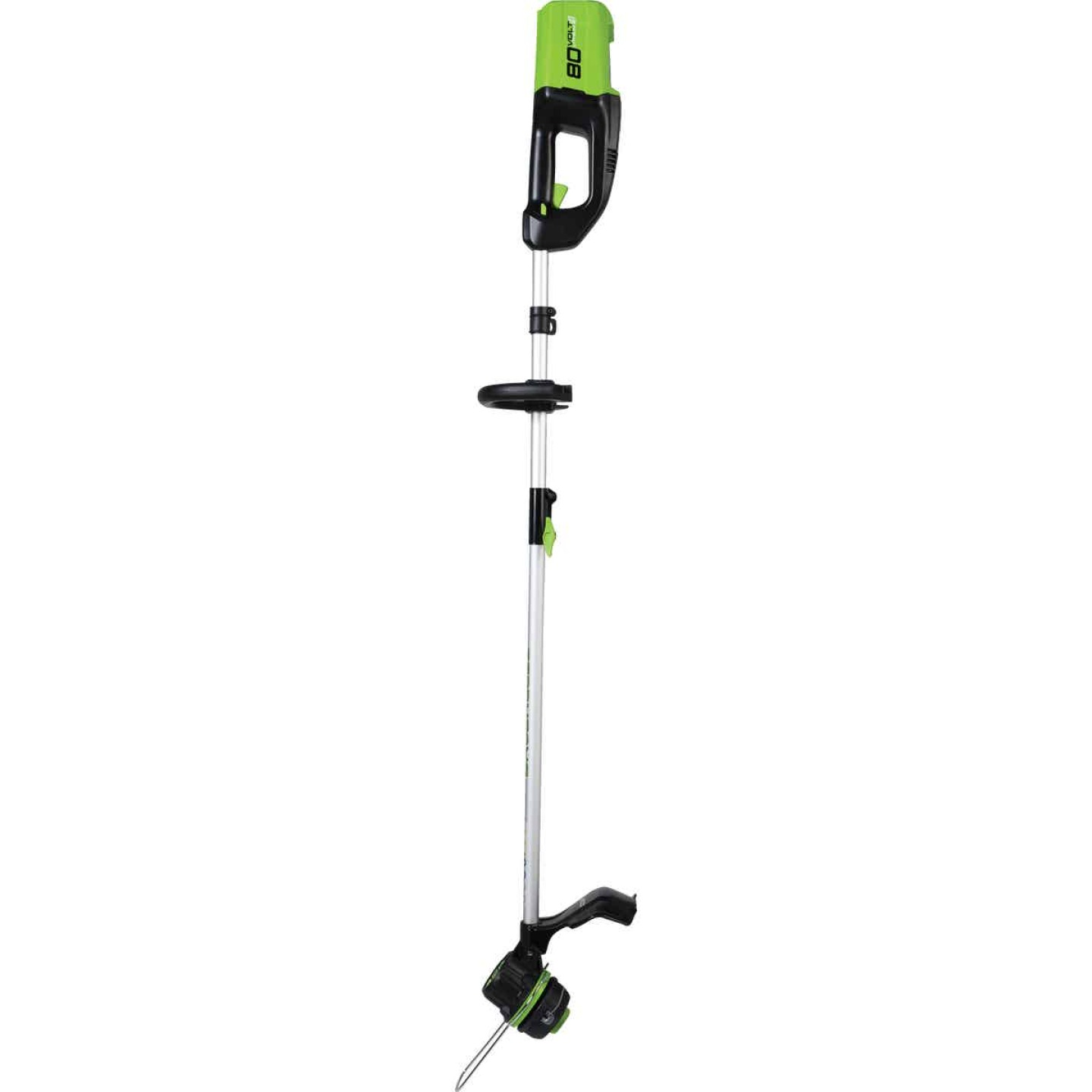 Greenworks Pro 80V 16 In. DigiPro Lithium Ion Straight Cordless String Trimmer Image 2