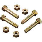 Arnold MTD 2-Stage Snow Blower Shear Bolt (4-Piece) Image 1