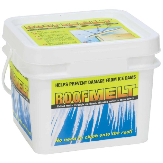 RoofMelt 14 Lb. Roof Ice Melt Tablets (65-Pack)