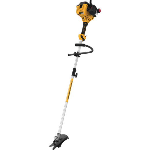 DeWalt Trimmer Plus 8 In. 27cc 2-Cycle Straight Shaft Brushcutter Trimmer