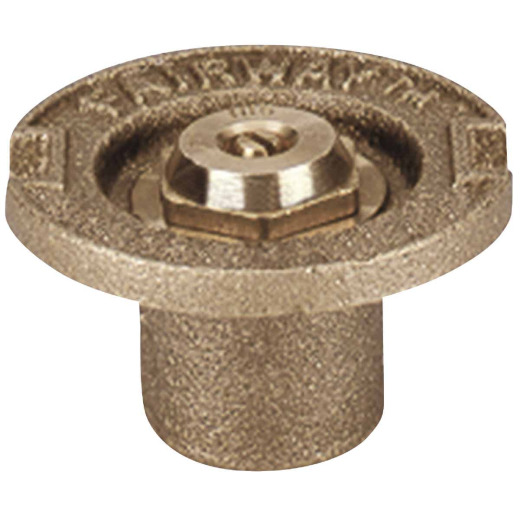Champion Quarter Circle 1/2 In. FPT Brass Flush Head Sprinkler