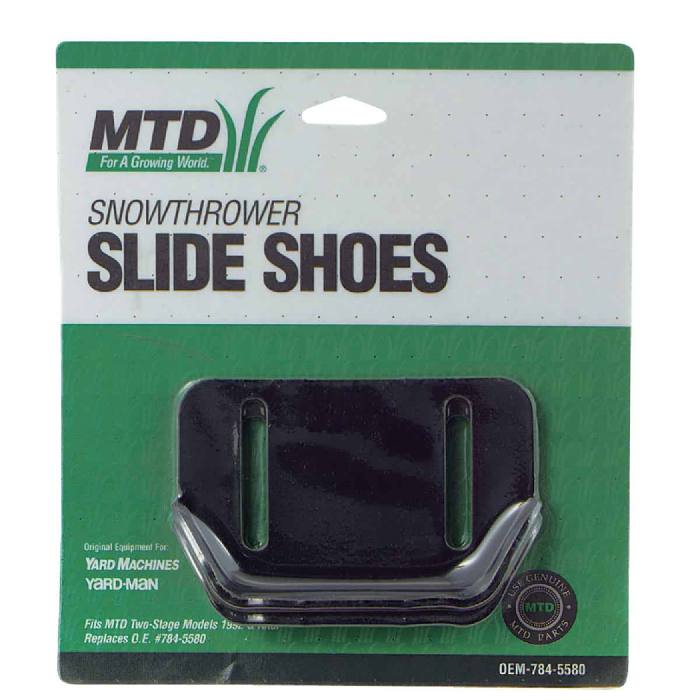 Arnold MTD 2-Stage Steel Snow Blower Slide Shoe Image 1